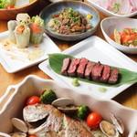ダイニング 晴~はれる~ - 料理&飲み放題コース4,000円~ ※写真はイメージ