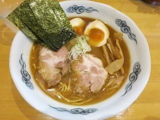 麺屋 史 - ・「特製らーめん(\800)」