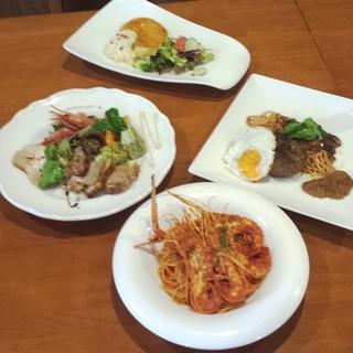 丁寧に素材を選び活かすイタリア料理