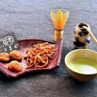 【職人による本格的なお菓子】和洋折衷菓子をご提供します