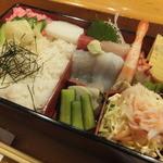 宝寿司 - 料理写真:ランチのちらし