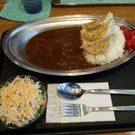 46966084 - 鶏餃子カレー