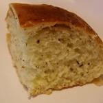 トラットリア ヒューメ - 紅茶パン