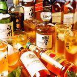 坊Z - ドリンク写真:国産ウィスキー揃ってます!