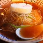 いせのじょう - 生姜ラーメン550円