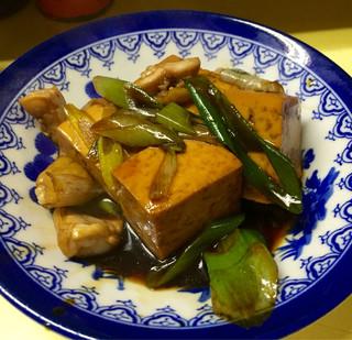 はやしや - 肉豆腐