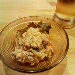 月島 鶴ちゃん - 「ポテトサラダ」食べてみた。