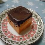 プティ タ プティ - チョコクリームパン