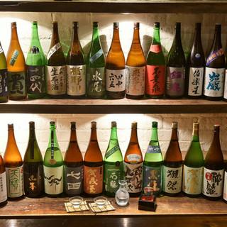 中目黒 日本酒