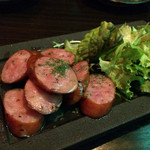 Eat&Bar SHARE+S2 - ジャンボフランクフルト