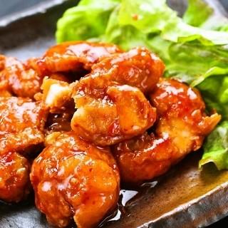 焼肉と韓国料理が自慢!!