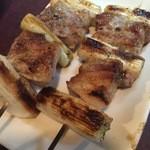 のぶ味 - 料理写真:ねぎま