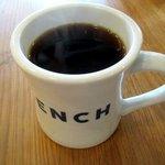 ベンチ コーヒー - ニカラグア!(2016,01/24)