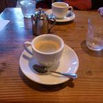 カフェ サルーテ - 食後のドリンク(コーヒー)