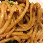 麺屋 薫風 - 麺のアップ