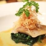 ファーストポケット - 魚料理