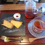 無鹿 - デザート(紅茶)