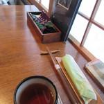 無鹿 - テーブルセット