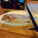 酒菜 ちゃぶ有 - 鯛の塩釜焼き。1980円