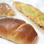 リリオのパン - 料理写真:塩パン&クロワッサンetc