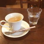 ギターラ - ドリンク写真:カフェオーレ