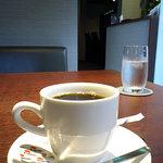 Kado - ランチ:コーヒー 250円