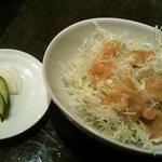 とんかつ dining TONKA - キャベツ(おかわり自由)