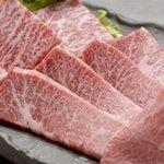 焼肉 たか橋 - 料理写真:佐賀和牛三種盛り