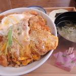 浜陣 - 料理写真:かつ丼