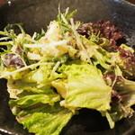 バルハチゴー - サラダ