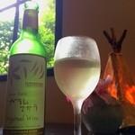 ガラムマサラ - 白ワインハーフボトル