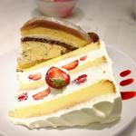 46983004 - いちごのショートケーキ
