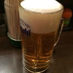 46983327 - 生ビール 500円
