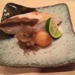 すし 晴海 - ★7さわらの塩焼き