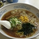 パンダらーめん - 料理写真: