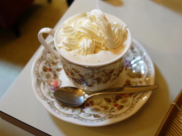 純喫茶ヒロ - ウィンナーコーヒー