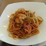 みる - 料理写真:ナポリタン