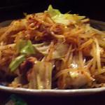 かえりがけ - 肉野菜炒め
