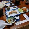 魚萬 - 料理写真:new夕食はブリの照り焼きにフライ、刺身となかなか豪華