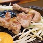 ジンギスカン楽太郎 - 柔らかいお肉