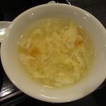 Gyouzanoantei - スープ