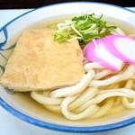 桑島製麺所 - 捻りもある美味しいうどんでした。