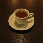 The bar 佐藤 - まずスープがでます。