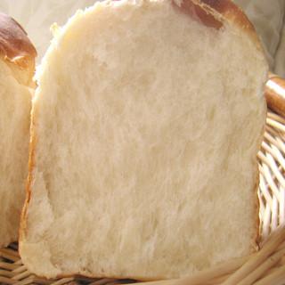 自家製!!ハチミツ食パン