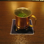 The bar 佐藤 - 「辛口モスコーミュール」です。