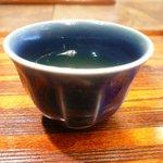 京都和久傳 - 水出し玉露