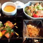 SHARI THE TOKYO SUSHI BAR - 選べるランチ