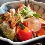 SHARI THE TOKYO SUSHI BAR - よだれ鶏
