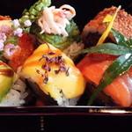 SHARI THE TOKYO SUSHI BAR - ロール寿司