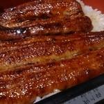 Takebayashi - 鰻重の上